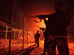 Dawn newspaper said that the capture and killings occurred when the Indian army opened fire across the border, killing two Pakistani soldiers.