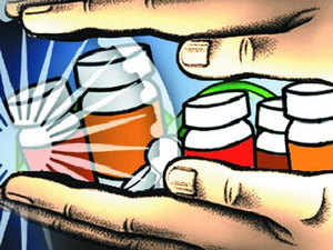Over the last five months, companies here have been facing difficulties with suppliers of the raw material used to make the medicine, said the source.