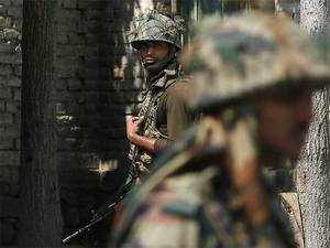 Close to 150 Indian troops involved in operation.