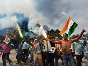 The plan was well executed from a military and diplomatic point of view, said India Inc.