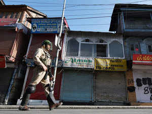 Curfew has been lifted from the areas of Srinagar where the curbs were in force yesterday and there is no curfew anywhere in Kashmir today, a police official said.