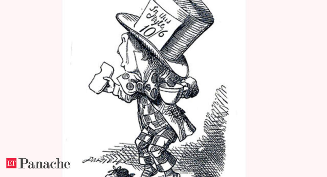 707f37f4227 Mad Hatter Day  Interesting facts about this famous  Alice in Wonderland   character - The Economic Times