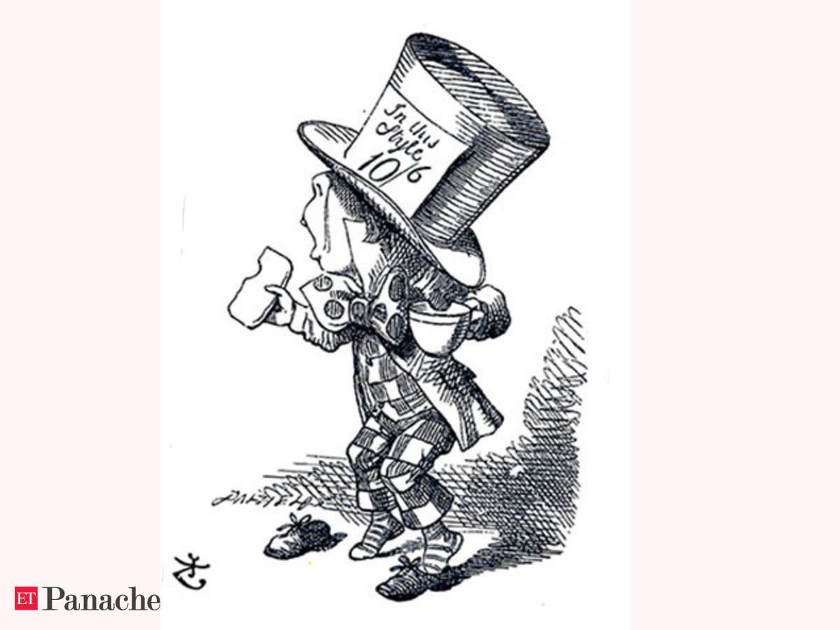 Mad Hatter Day Interesting Facts About This Famous Alice In Wonderland Character The Economic Times