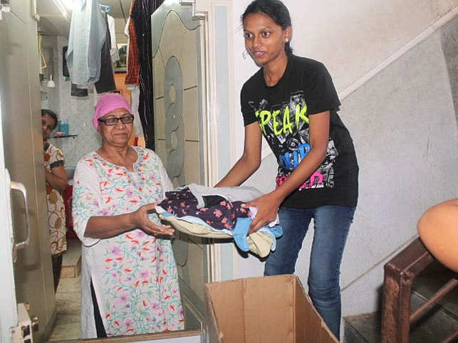 Over 7,000 women from selfhelp groups (SHGs) will help distribute the products to the needy.