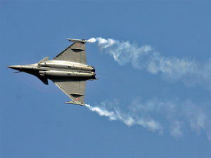 On September 23, India and France signed the Euro 7.87-billion (Rs 59,000 crore approx) deal for Rafale fighter jets, equipped with latest missiles and weapon system