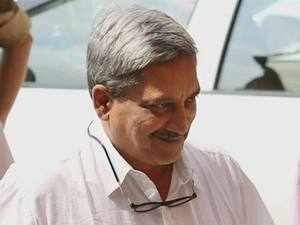 Manohar Parrikar also said that people should remain alert and report anything unsusal to the police.