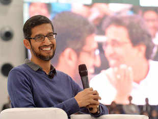 Pichai is known in the industry as the guy who gets work done without making enemies.