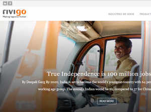 Rivigo has developed algorithms that deal with managing fuel efficiency and pilferage, availability of drivers in the relay system, and loading plans to help reduce damages to products carried by its trucks.