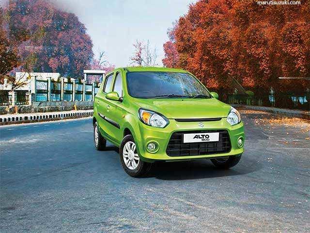 Maruti Suzuki Alto 800 Top 5 Budget Cars You Can Drive Home This