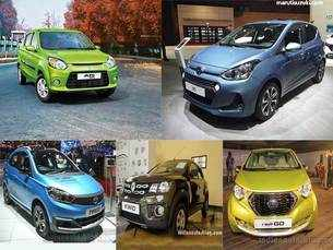 Top 5 budget cars you can drive home this Diwali