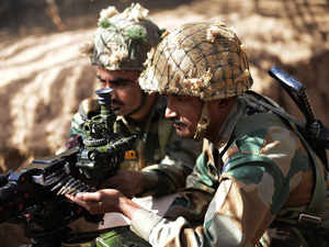 India formations too have been on high alert for a few days before the surgical strikes on September 23, with postings of top military commanders in the sensitive Northern Command put on hold. A defensive buildup has also been achieved by the western command that is in charge of the Punjab border.