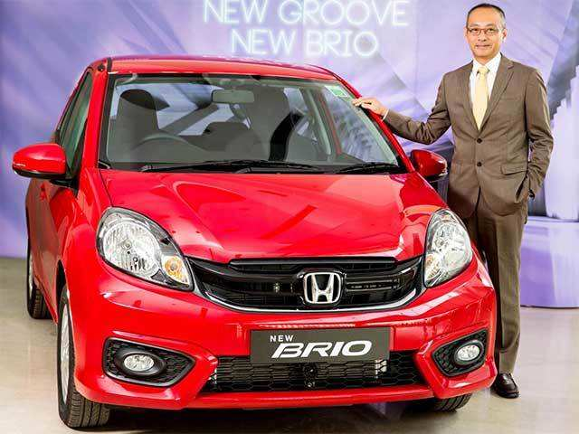 Honda Brio Launched In India At Rs 4.69 Lakh