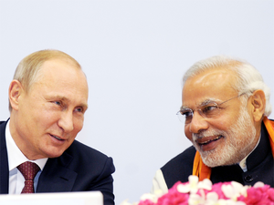 When Prime Minister Narendra Modi meets President Vladimir Putin, India and Russia could agree to set up the pipeline for gas supply from Russia.
