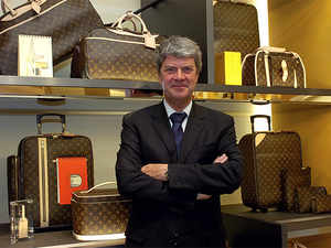 Yves Carcelle,Chairman and CEO, Louis Vuitton.