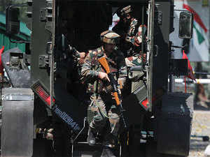 A senior army officer said ceasefire violations have also taken place in Mendhar sector of Poonch and Macchil sector of Kupwara.