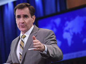 State Department spokesperson John Kirby, however, expressed confidence that Pakistan has kept nuclear arsenals safe from terrorists.