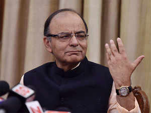 Jaitley and his BRICS counterparts are here to attend the annual fall meeting of the International Monetary Fund and the World Bank.