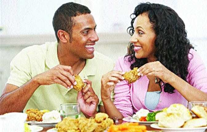 Food service industry dating site
