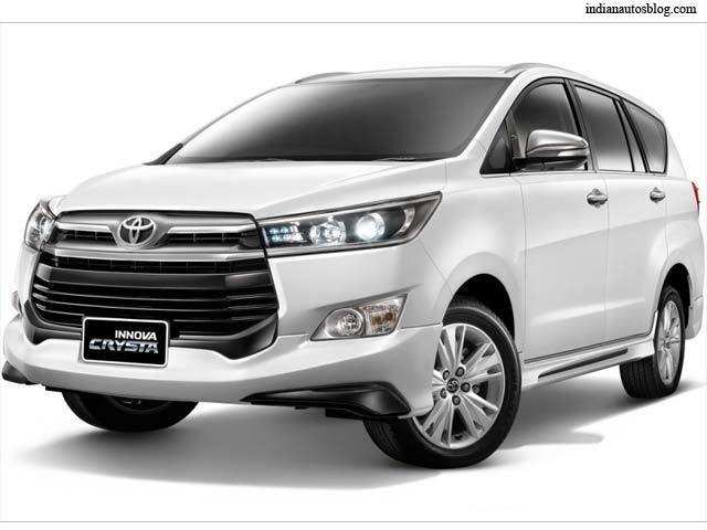 Engine output - Toyota Innova Crysta launched with a sporty