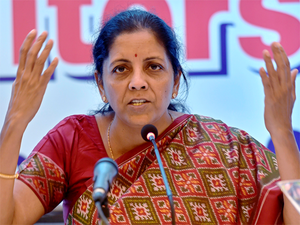 Sitharaman's statement comes in the wake of two months of shrinking exports and resonates industry's view that exports would grow post October and reach $280 billion.