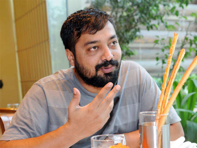 Anurag Kashyap said that he wants to be a filmmaker who can get up and make the film he wants to.