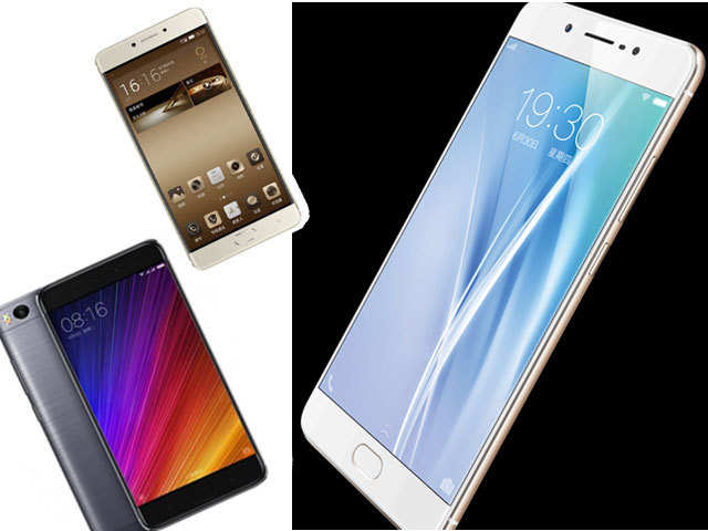 5 Chinese smartphones set to launch in India soon - 5 Chinese