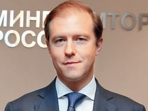Minister DV Manturov says Indian economy's openness towards attracting foreign capital and direct investments is highly valued by Russian investors.