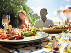 India is warming up to global cuisines and there is a big demand for expat chefs for food events business for cuisines like Italian, Lebanese, Thai and Japanese.
