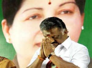 Panneerselvam to hold Jayalalithaa's portfolios