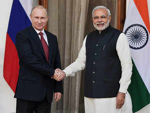 Russian President Vladimir Putin will be in India from October 14 to 17, his longest stay here in recent times, to attend the 17th edition of the Indo-Russian summit and the 8th BRICS summit.