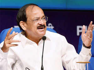 The states have been advised to send their plans for the next three fiscals 2017-18, 2018-19 and 2019-20 within this month.  In pic: Venkaiah Naidu, Union Minister of Urban Development.
