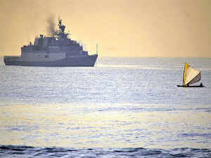 "India, sitting astride several busy shipping lanes in the Indian Ocean Region (IOR) as it does, needs to develop ""a holistic operational picture"" of the seas around it to ensure it can detect, track and tackle both conventional and unconventional threats."