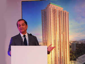 """This will be our flagship project. It will be a 45 storeyed building. It will be tallest housing project in Chennai. The 245 units will comprise of two, four and five bed room apartments,"" Surendra Hiranandani said."