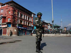 in the background of the terror attacks at poonch uri handwara and most - Security Forces Resume