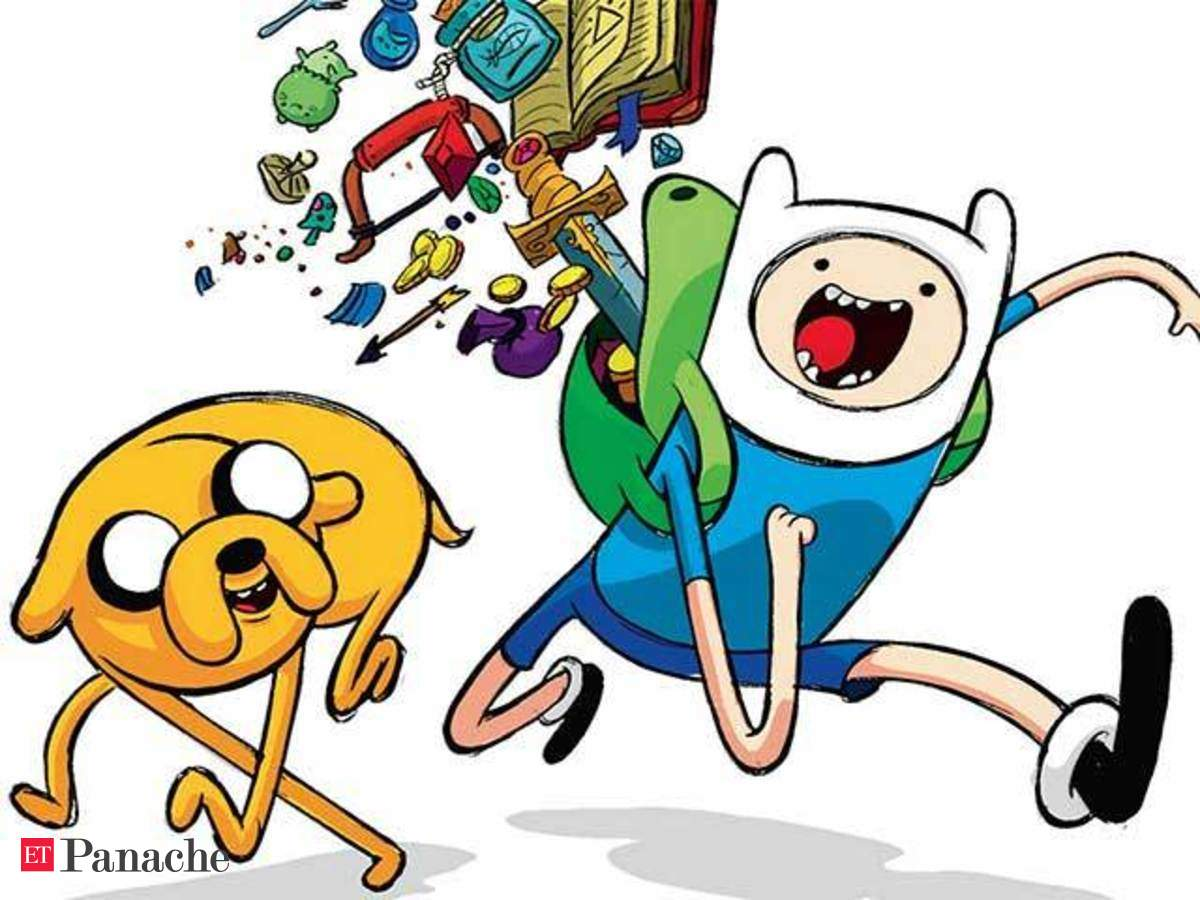 Why Cartoon Network Tv Series Adventure Time Is Making Headlines The Economic Times