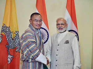 Tobgay sought Modi's advice on how both countries could celebrate the occasion in a befitting manner.