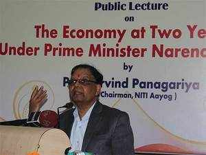"""""""We are not pursuing the electronics policy as the Aayog is pushing for comprehensive coastal economic zones, which would serve the purpose and would be a better option,"""" Aayog vice chairman Arvind Panagariya told"""