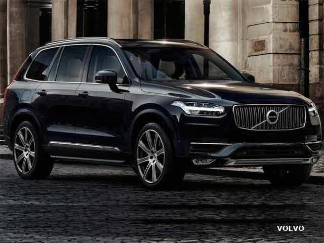 Volvo Cars Of The Future Will Talk To Each Other Volvo Cars Of