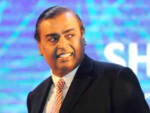 """The world has moved to the power of ideas. Financial resources are the least of problems,"" Mukesh Ambani said at an event."