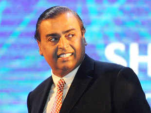 """""""The world has moved to the power of ideas. Financial resources are the least of problems,"""" Mukesh Ambani said at an event."""