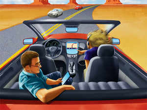 Automakers saw that collaborating with these startups was the way ahead: it will get them access to new-age tech without them having to reinvent the wheel.