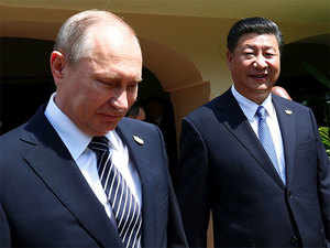 With Russia doing precious little for India, China has managed to shield Pakistani terrorism not only at the UN Security Council but also at a multilateral summit on Indian soil.