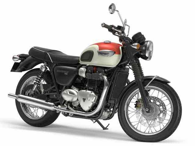 Abs Comes Standard Triumph Launches New Bonneville T100 At Rs 778