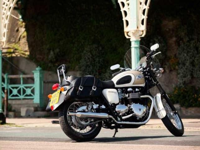 Triumph Launches Bonneville T100 Priced At Rs 778 Lakh The