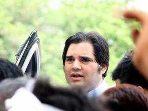 "On Tuesday, Varun Gandhi visited his Sultanpur constituency to donate free houses to 28 poor families in a move that he described as ""non-political and non-election related."""