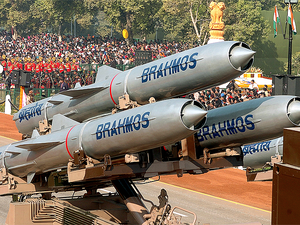 Brahmos' current range is 300 km, which makes it difficult to hit targets deep inside Pakistan. India has ballistic missiles with longer range than the next generation Brahmos.