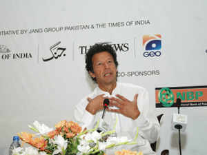 """PTI and Imran plan to completely shut down the capital city of Islamabad during the protest against Sharif's """"lack of accountability""""."""