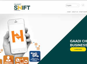 SmartShift is the first in-house startup incubated within the Mahindra Group.