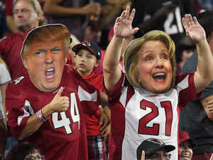 Hillary: Toxic Trump expected to throw kitchen sink at Hillary in ...