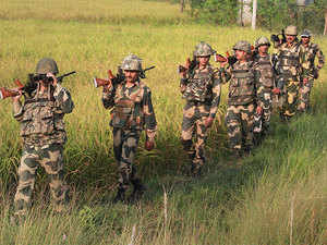BSF troops guarding the borderline retaliated resulting in exchanges for over 20 minutes. There was likely support fire from the Border Out Posts (BoPs) of Pakistan.